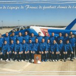EDF Football Armée de l'air 2008