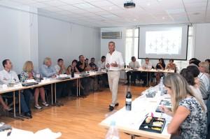 Conférence D. LUCAS
