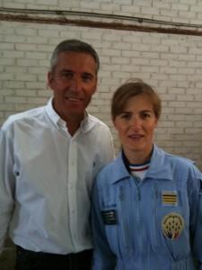 D. Lucas & V. Guyot Leader PAF 2009