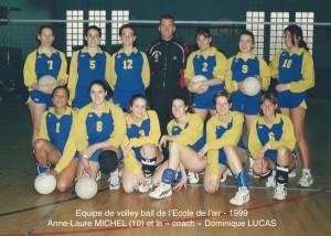Ecole de l'air 1999